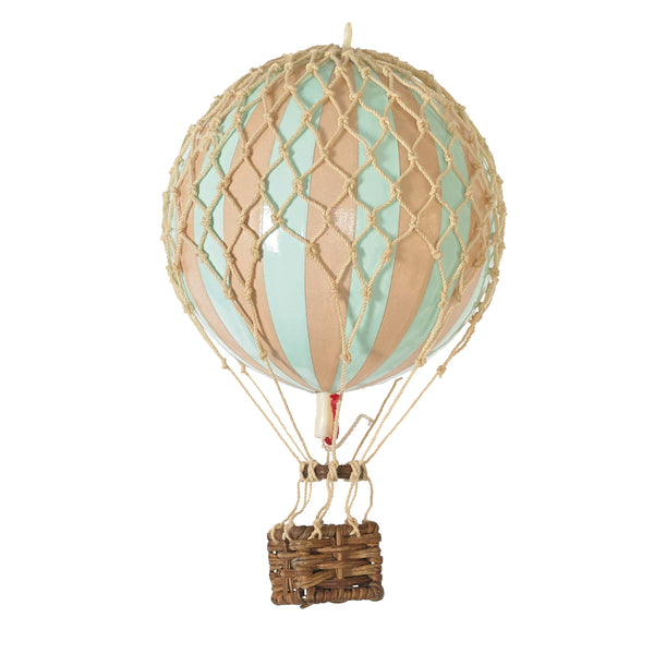 Floating The Skies Ornamental Model Hot Air Balloon