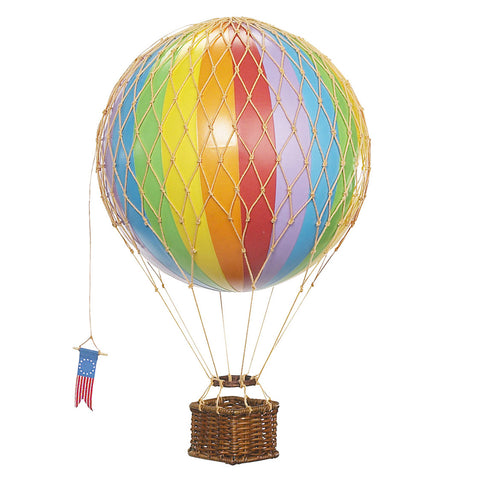 Travels Light Ornamental Model Hot Air Balloon