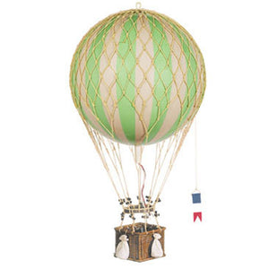 Royal Aero Balloon, Green
