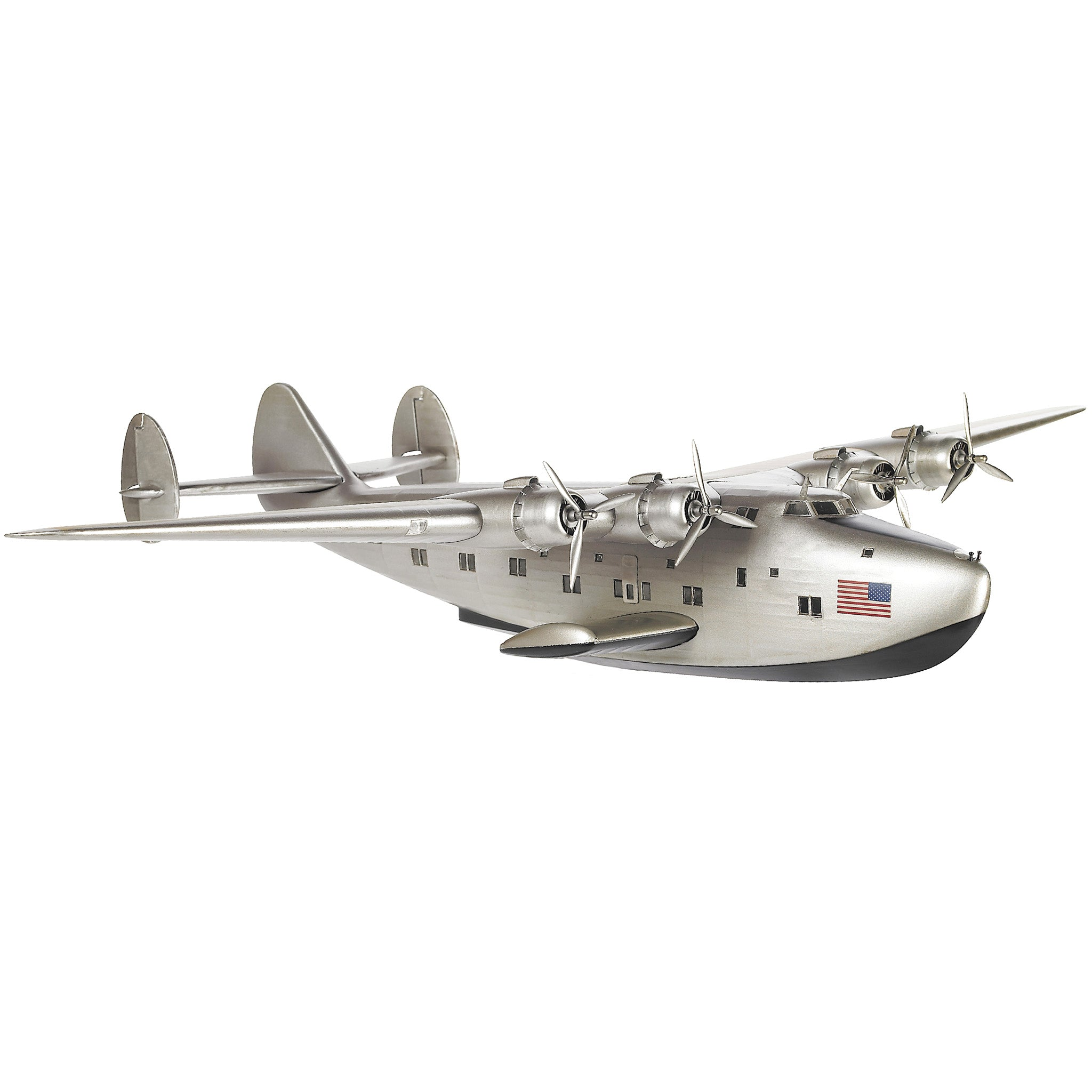 Boeing 314 Dixie Clipper the Flying Boat Scale Model Plane