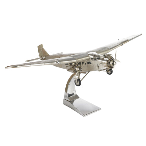 Ford Trimotor 1930s Scale Model Plane