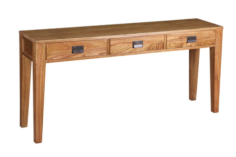 Barcelona 3 drawers hall table