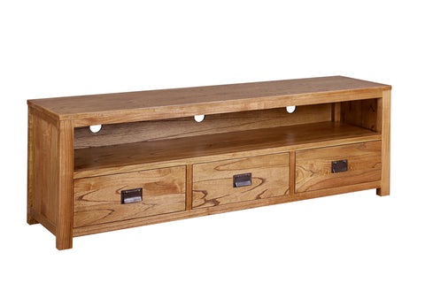 Barcelona 3 drawers Entertainment Unit
