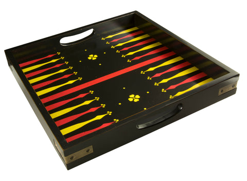 Backgammon Tray
