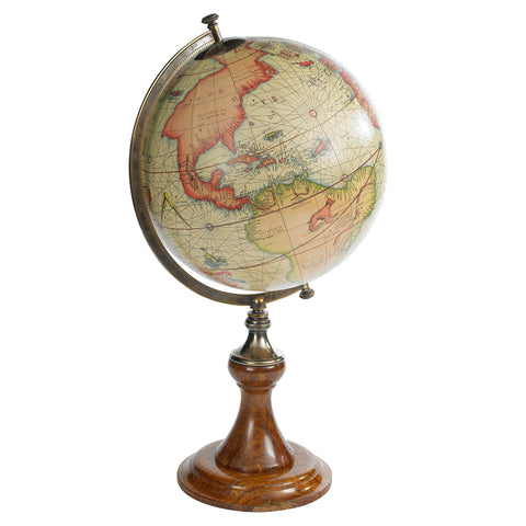 Mercator 1541 Globe with Stand