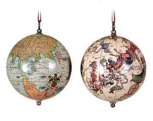The Earth & The Heavens, AD1551