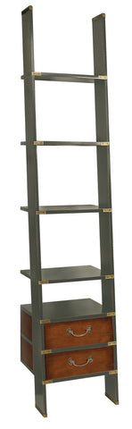 Library Ladder, Grey