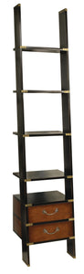 Library Ladder, Black