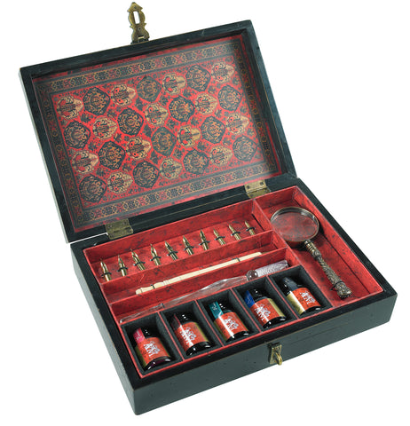 Trianon's Travels Calligraphy Set
