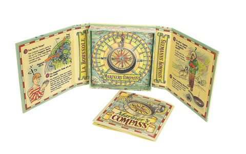 Junior Mariner's Compass Activity Set
