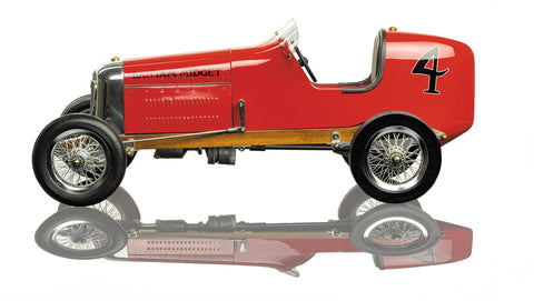 Bantam Midget Scale Model Racer, Red