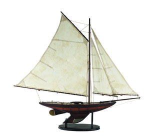 Ironsides Model Yacht, Small