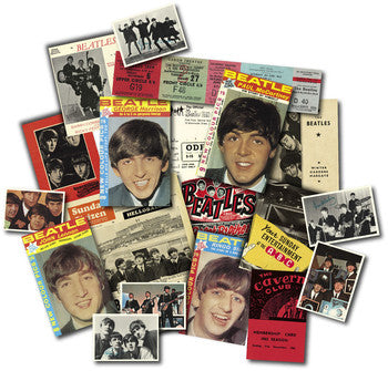 Beatlemania Replica Pack