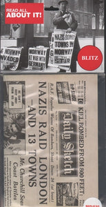 The Blitz Replica Newspaper