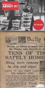Dunkirk Replica Newspaper
