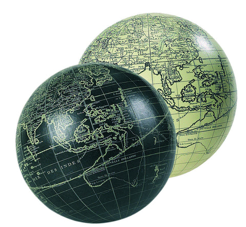 Vaugondy Sphere, Black, 14cm