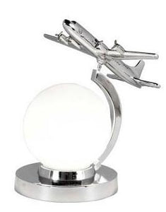 Aeronautical DC3 Art Deco Lamp