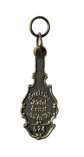 Grand Hotel Excelsior Key Ring