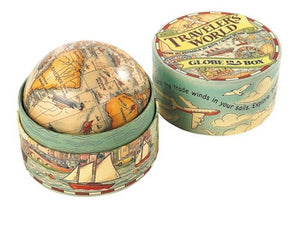 Traveller's World Globe in A Box