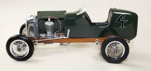Limited Edition Bantam Midget Scale Model Racer BR Green