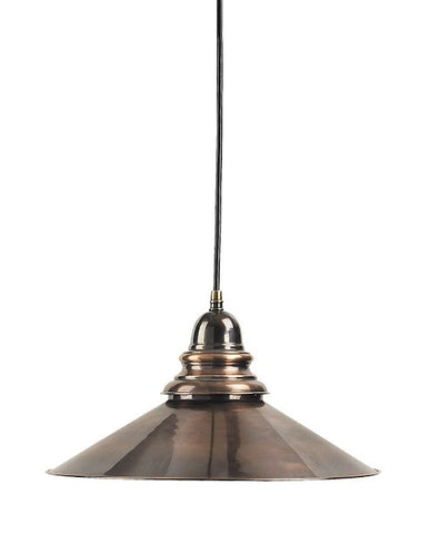 Savannah French Country Brass Lamp
