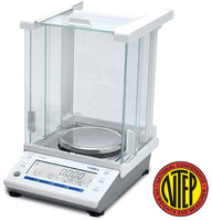 Vibra  Vibra ALE-1203 Precision Laboratory Prime Balance  Analytical Balance | Way Up Scales