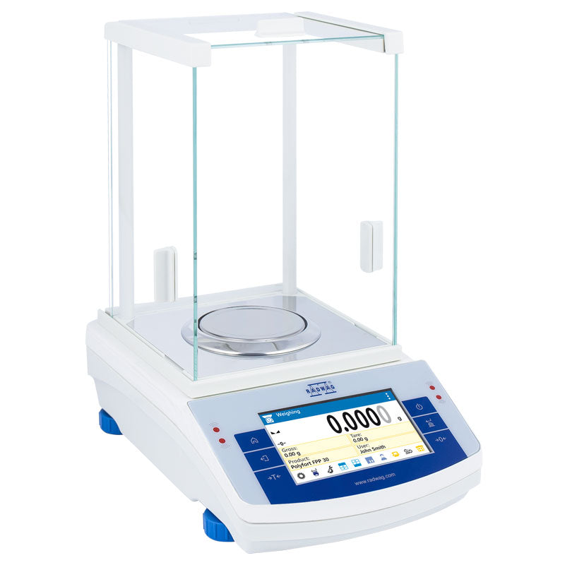 Radwag  Radwag AS 160.X2 Analytical Balance  Analytical Balance | Way Up Scales
