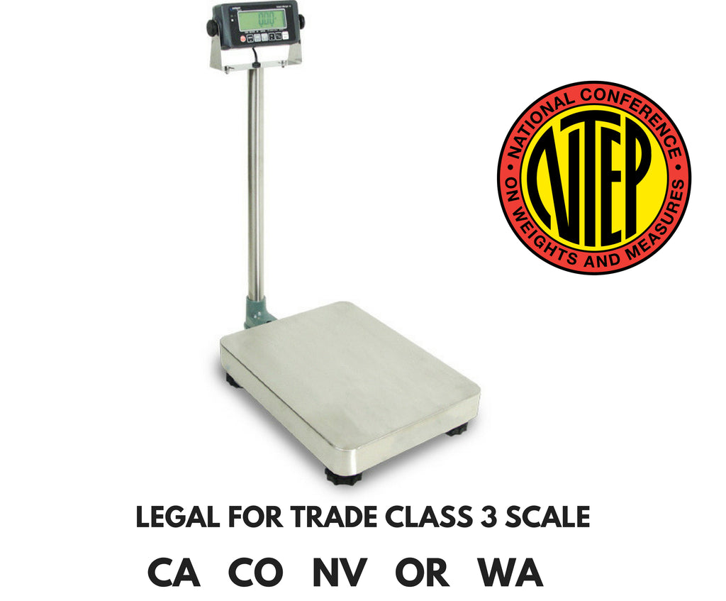 Intelligent-Weigh  Intelligent Weighing TitanN B100 Industrial Bench Scale  Bench Scale | Way Up Scales