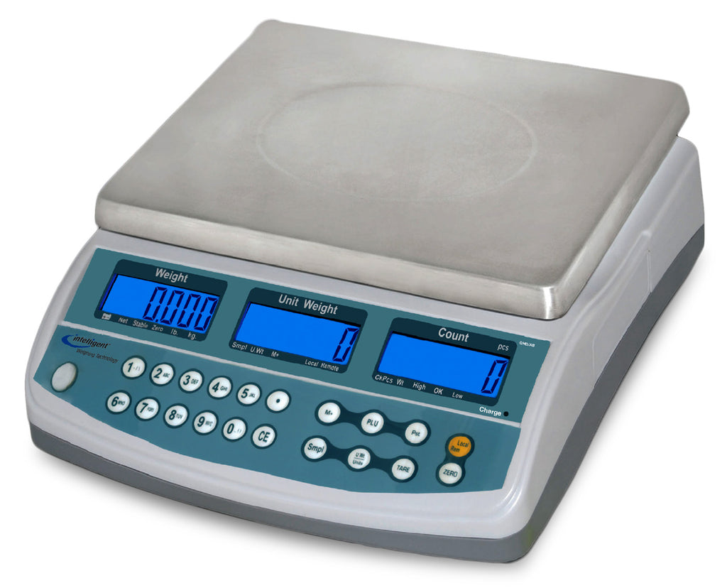 Intelligent-Weigh  Intelligent Weighing IDC-60 Counting | Inventory Scale  Counting Scale | Way Up Scales