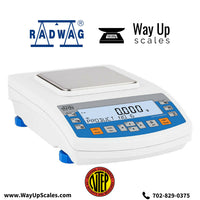 Radwag  Radwag PS 1000.R2 NTEP Precision Balance  Precision Balance | Way Up Scales
