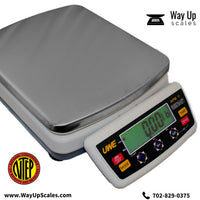 Intelligent-Weigh  Intel Weighing APM-15 APM Series Industrial Bench Scale  Bench Scale | Way Up Scales