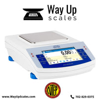 Radwag  Radwag PS 1000.X2 Touchscreen NTEP Precision Balance  Precision Balance | Way Up Scales