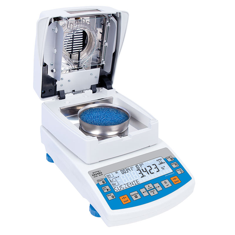 Radwag  Radwag PM 50/1.R Moisture Analyzer  Moisture Analyzer | Way Up Scales