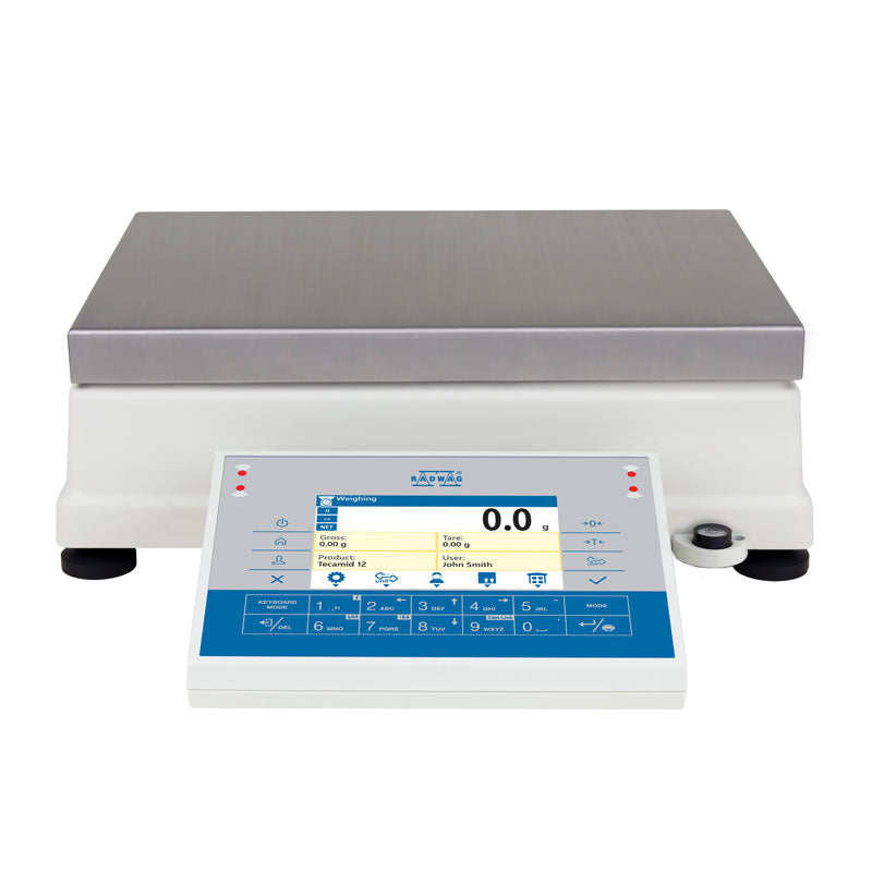 Radwag  Radwag PM 35.C32 Industrial Precision Scale  Bench Scale | Way Up Scales