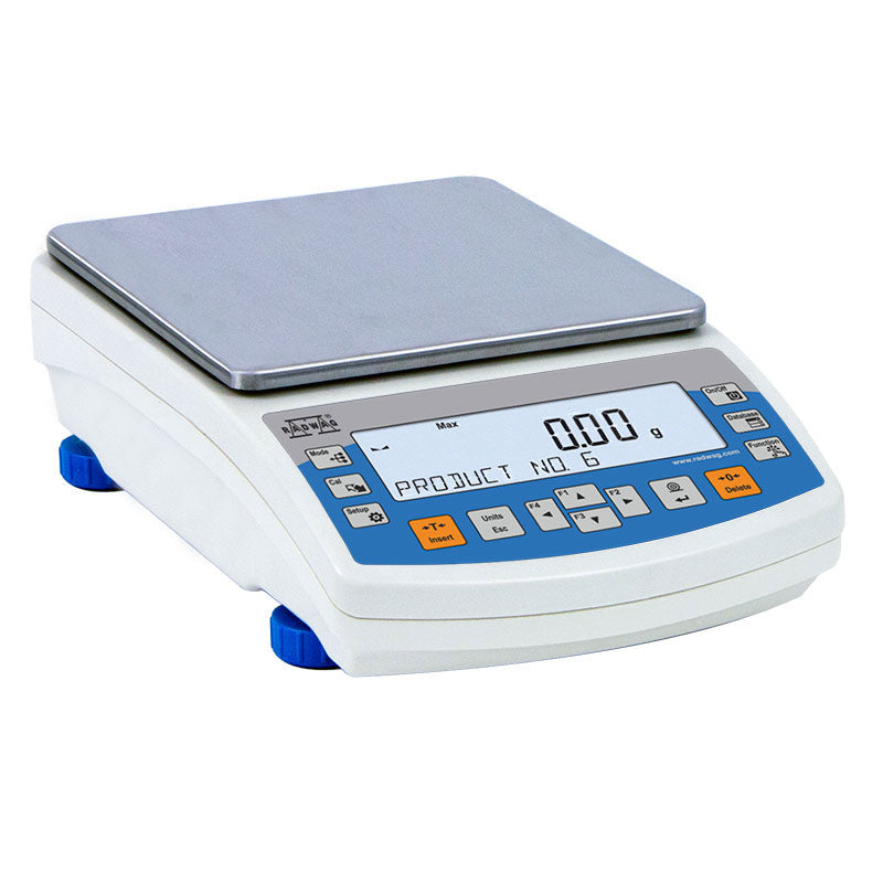 Way Up Scales  Radwag PS 4500.R2 Precision Balance   | Way Up Scales