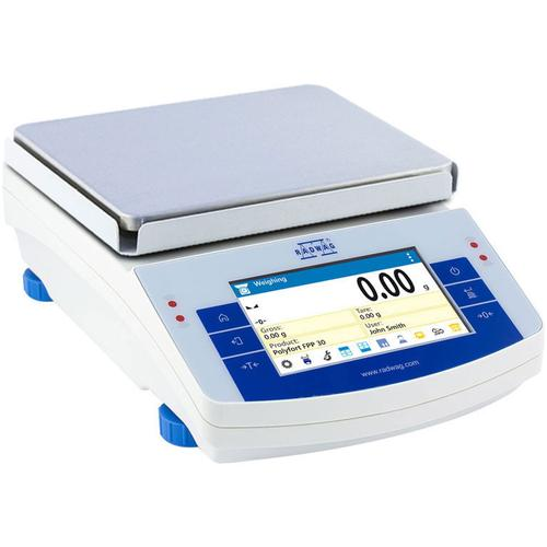 Radwag  Radwag PS 8100.X2 High Capacity Precision Balance  Precision Balance | Way Up Scales
