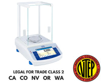 Radwag  Radwag AS 220.X2 NTEP Analytical Balance  Analytical Balance | Way Up Scales