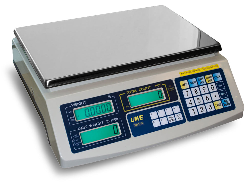 Intelligent-Weigh  Intelligent Weighing SHC-24 High Precision Counting Scale  Counting Scale | Way Up Scales