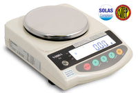 Vibra  Vibra SJ-420-NT Class II NTEP Approved Dispensary Balance  Precision Balance | Way Up Scales