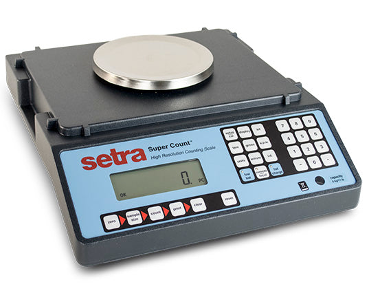 Intelligent-Weigh  Intelligent Weighing Technology SC-11 Setra Super Counting Scale  Counting Scale | Way Up Scales