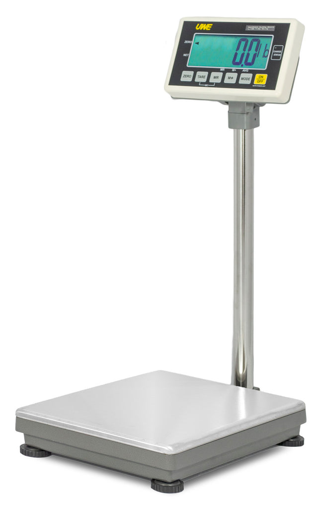 Intelligent-Weigh  Intelligent Weighing UFM-B60 Industrial Bench Scale  Bench Scale | Way Up Scales