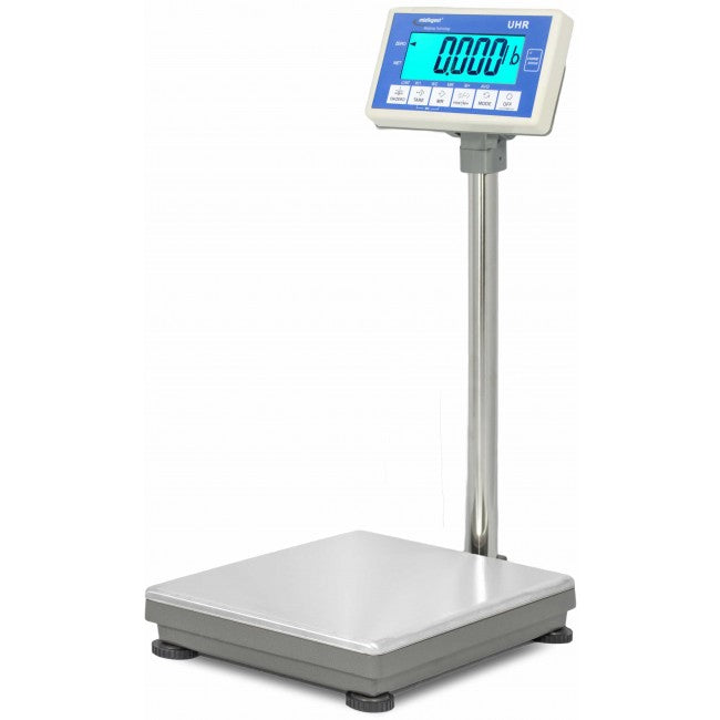 Intelligent-Weigh  Intelligent Weighing UHR-60FL High Precision Laboratory Bench Scale  Bench Scale | Way Up Scales