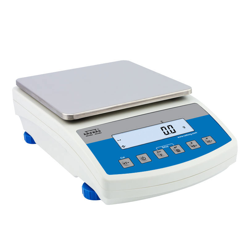 Radwag  Radwag WLC 10/A2 Toploading Precision Balance  Portable Balance | Way Up Scales
