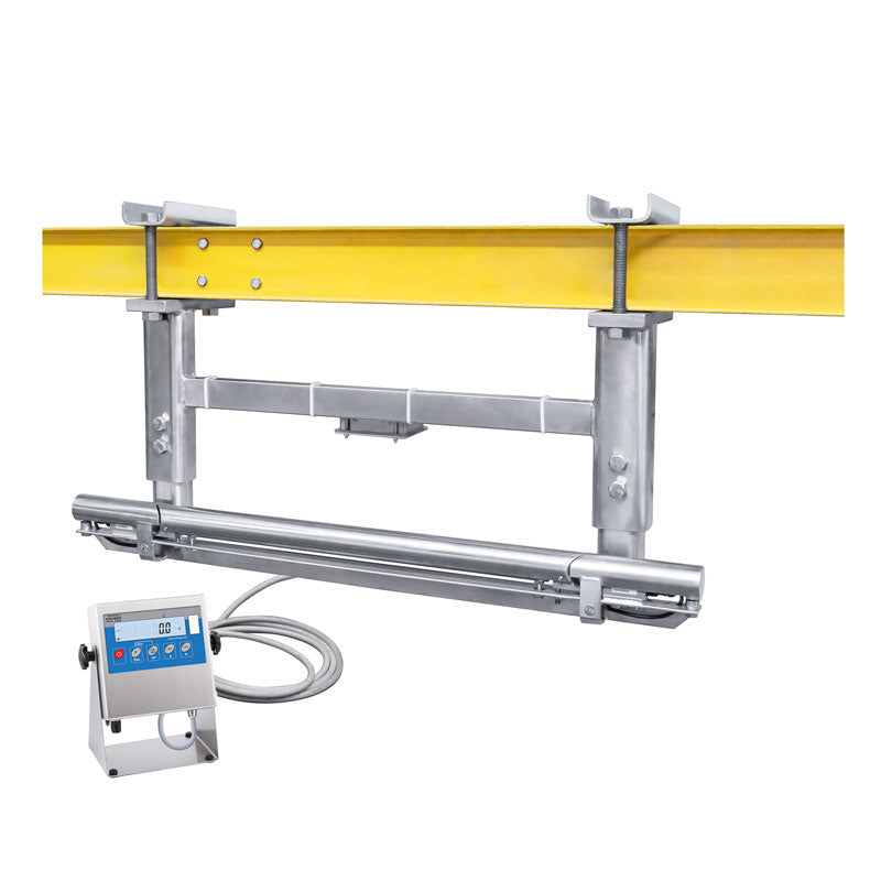 Radwag  Radwag (Stainless-Steel) WPT/2K 300/600 Overhead Track Scale  Bench Scale | Way Up Scales