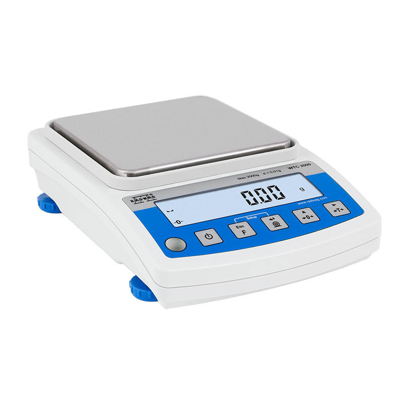 Radwag  Radwag WTC 600 Toploading Precision Balance  Portable Balance | Way Up Scales