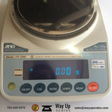 A&D  A&D FX-1200iN NTEP Class II Precision Balance  Precision Balance | Way Up Scales