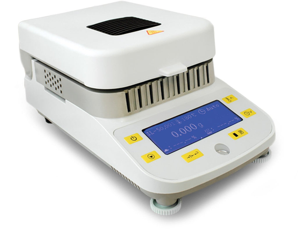 Intelligent-Weigh  Intel-Lab IL-50.01 Moisture Analyzer  Moisture Analyzer | Way Up Scales