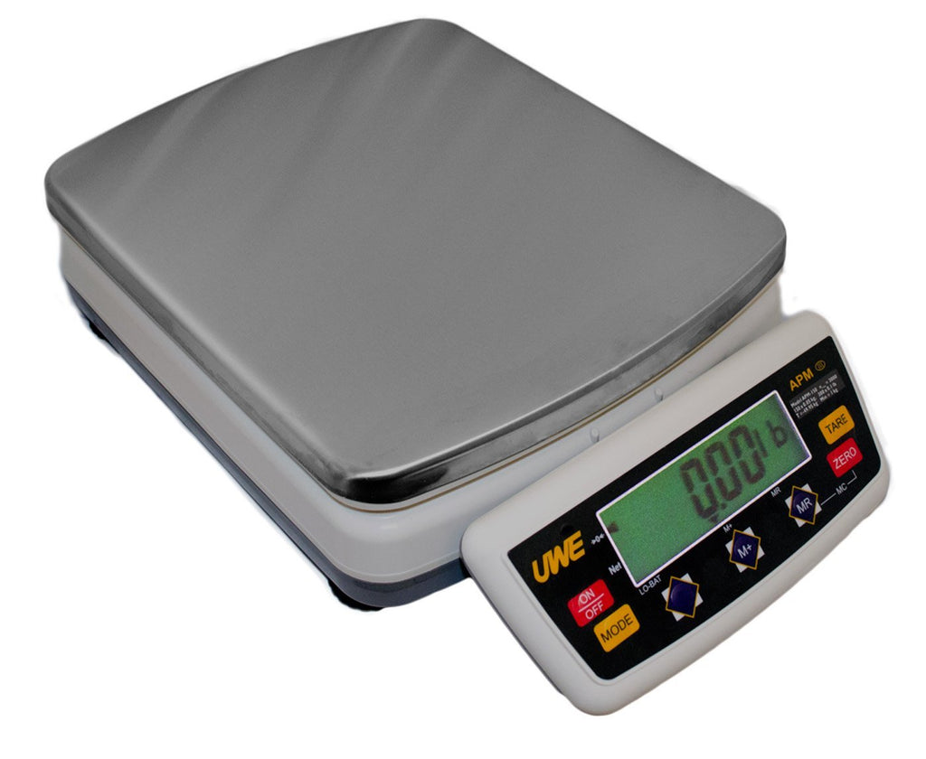 Intelligent-Weigh  Intel Weighing APM-150 APM Series Industrial Bench Scale  Bench Scale | Way Up Scales