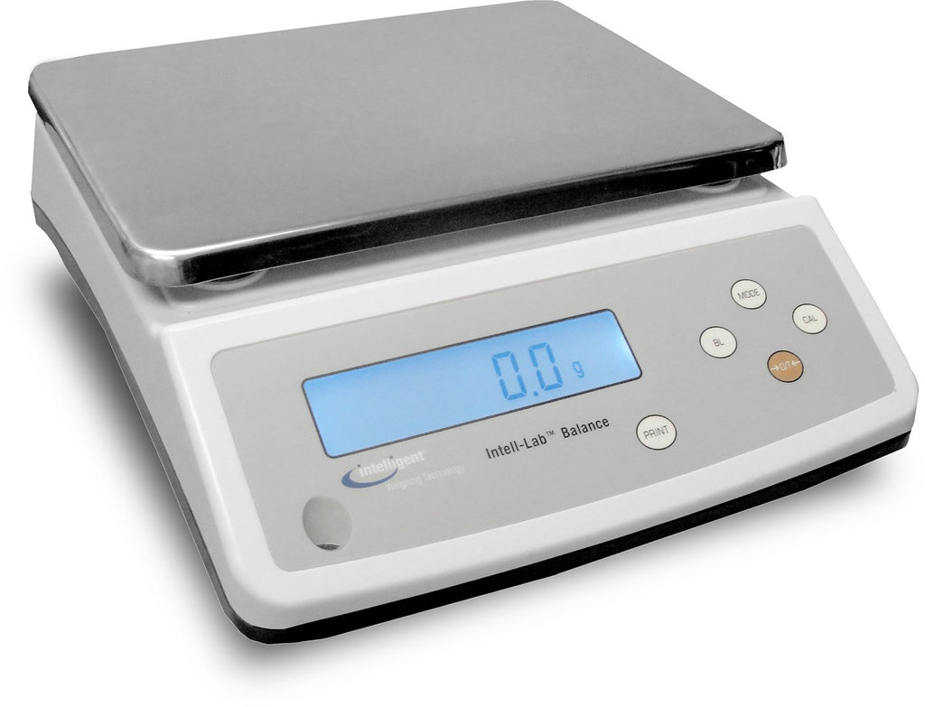 Intelligent-Weigh  Intelligent Weighing PC-15001 Classic Laboratory Balance  Precision Balance | Way Up Scales