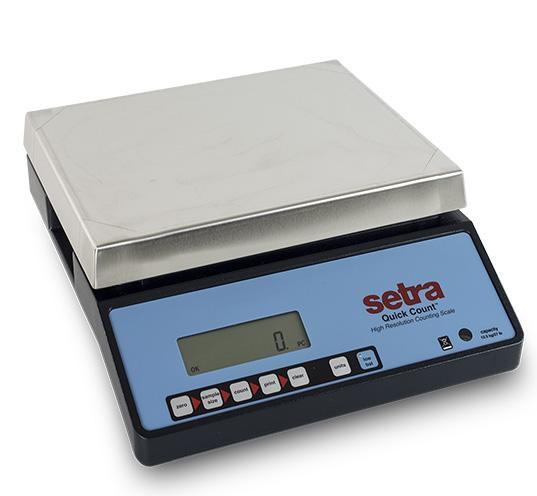 Intelligent-Weigh  Intelligent Weighing Technology QC-27 Setra Quick Counting Scale  Counting Scale | Way Up Scales